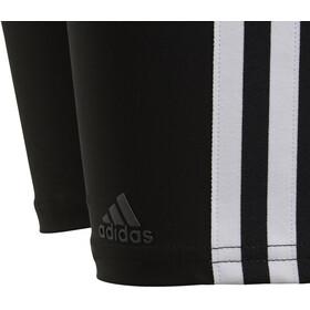 adidas Fit 3S Jammer Niños, negro/blanco